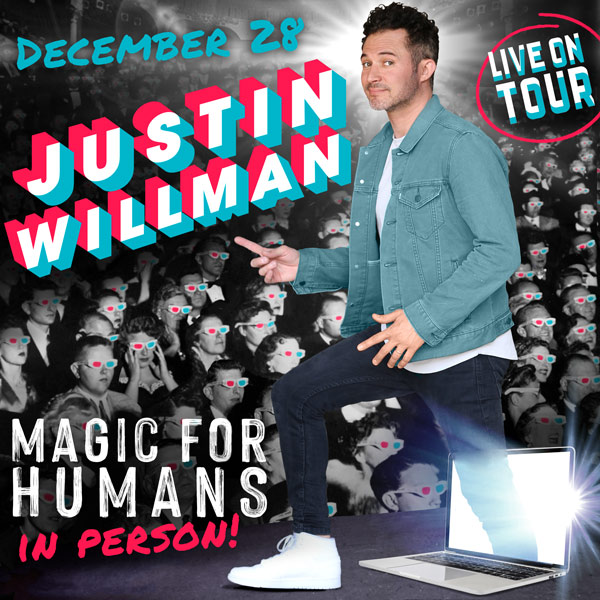 Justin Willman December 28