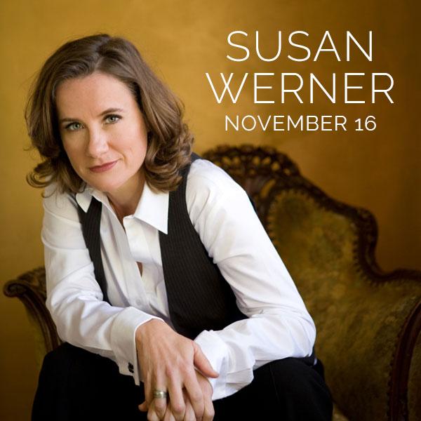 Susan Werner November 16